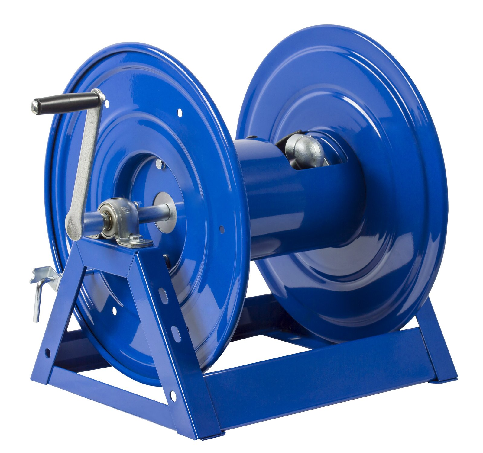 Coxreels 1125-4-100 Steel Hand Crank Hose Reel, 1/2'' Hose I.D., 100' Hose Capacity, 3,000 PSI, without Hose, Made in USA by Coxreels (Image #9)