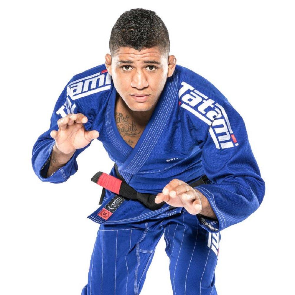 Tatami Estilo 6.0Premier BJJ GI–Blue/White–Nouvelle Collection–Homme Kimono Gi de BJJ jiu jitsu pour adulte Tatami Fightwear