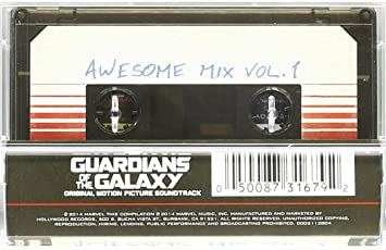 Guardians Of The Galaxy: Awesome Mix Vol. 1 : Various Artists ...
