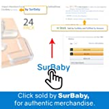 SurBaby | 24 Pack L-Shaped | Clear Corner