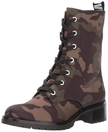 21580b59ec Aldo Women's Trulle Combat Boot, Medium Green, 7 B(M) US: Amazon.co ...