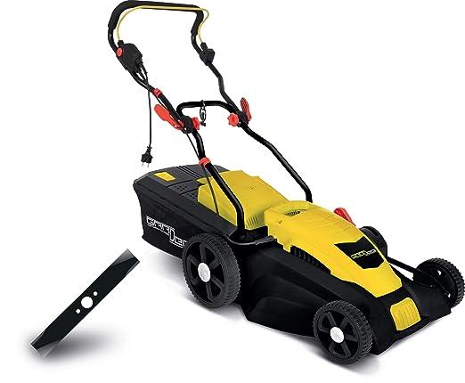 Gardeo - Cortacésped eléctrico 1800 W - Elem Garden Technic ...