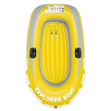 Barca Hinchable, Lancha Bote Inflable para Niños,150x100cm ...