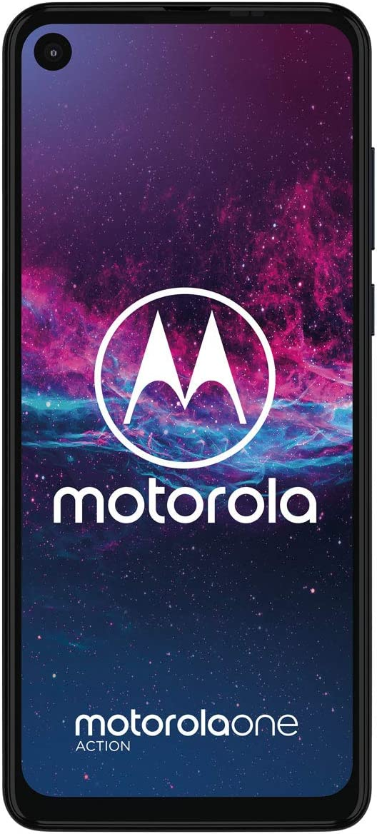 Motorola One Action mit Stock Android One