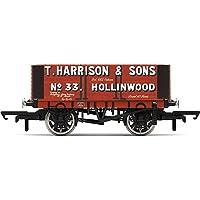 Hornby R6950 H. Harrison & Sons, 6 Plank Wagon, No. 33 - Era 2/3 Rolling Stock - Wagon