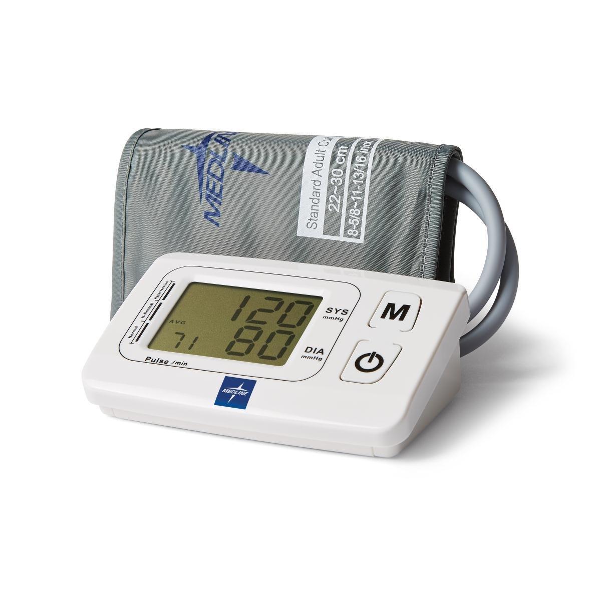 Amazon.com: Medline mds1001 Tensiómetro digital automático ...
