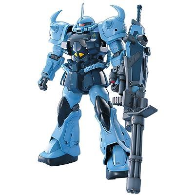 Bandai Hobby MS07B-3 GOUF Custom, Bandai Master Grade Action Figure: Toys & Games