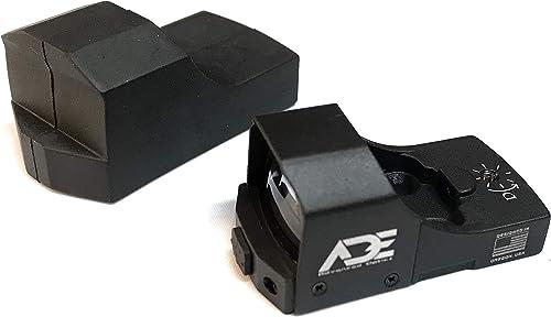 Ade Advanced Optics Huracan Green Dot Micro Mini Reflex Sight