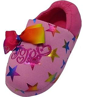 6f8888c3ddd5 JoJo Siwa Bow Girls Slippers