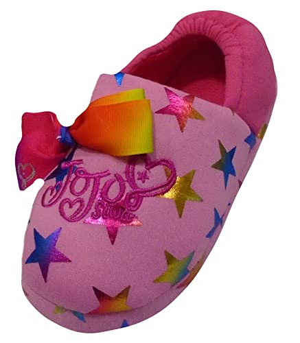 d03920ed73ea Jojo Siwa Bow Girls Slippers  Amazon.co.uk  Shoes   Bags