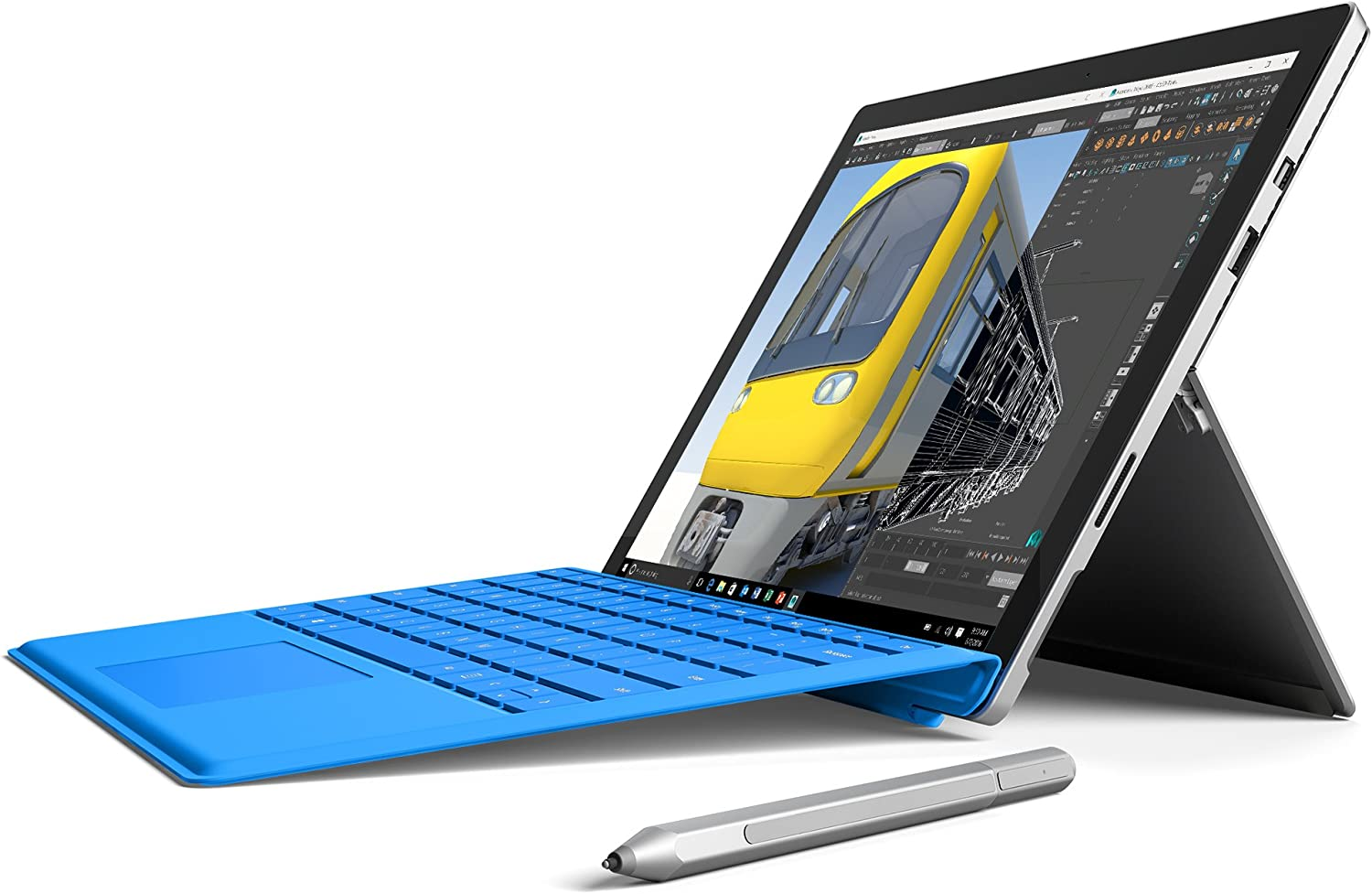 Microsoft Surface Pro 4 (256 GB, 8 GB RAM, Intel Core i7e)