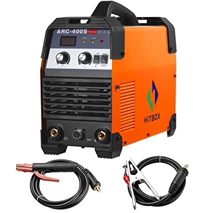 ARC Welder 200A Dual Volt 220V/380V Strong Power Stick Soldadora Weld 1/5