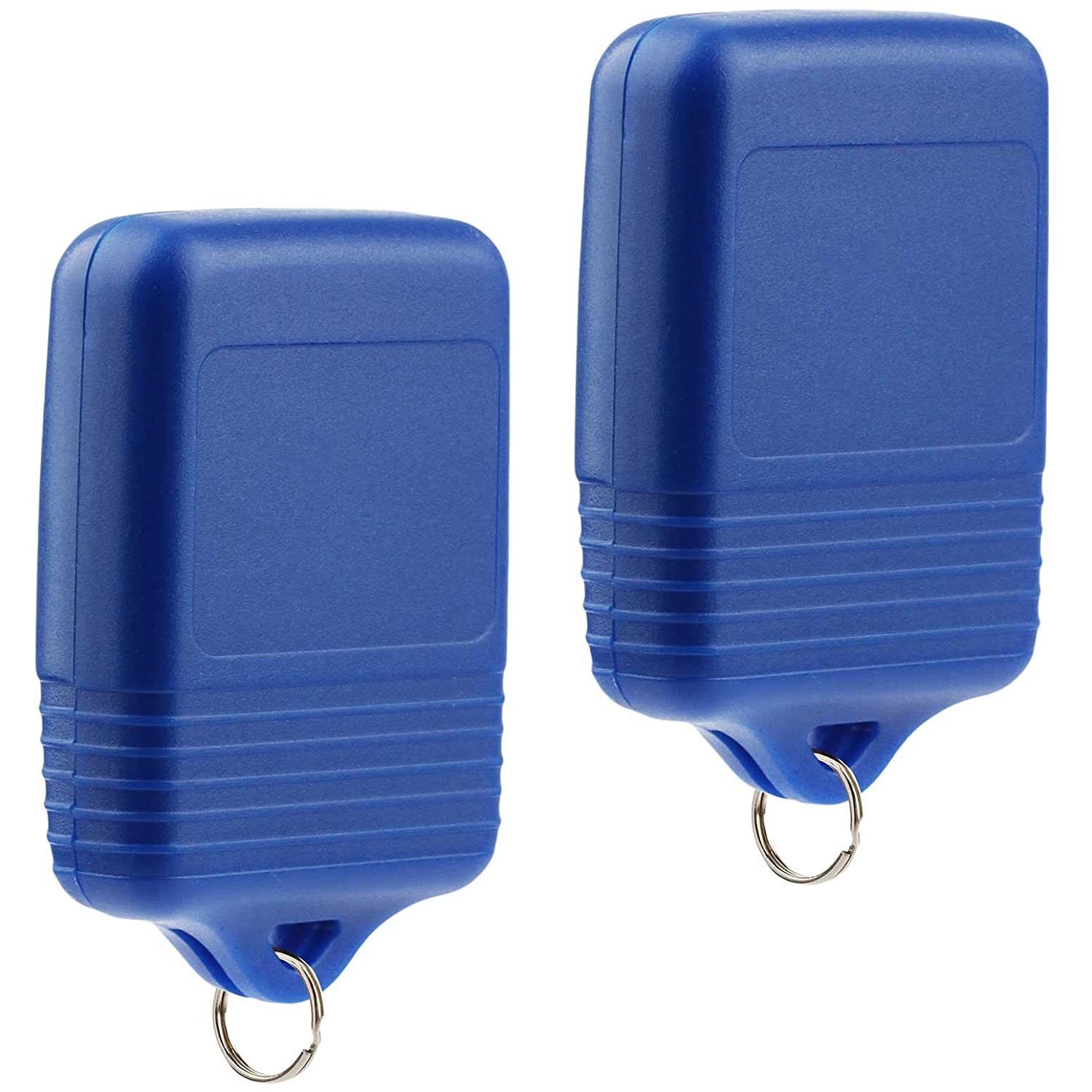 Mazda Mustang Key Fob Keyless Entry Remote fits Ford Set of 2 Mercury Lincoln Blue