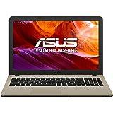 "ASUS R540NA-GQ279 - Portátil de 15.6"" HD (Celeron N3350, 4 GB RAM, 256 GB SSD, Sin Sistema Operativo) Negro - Teclado…"