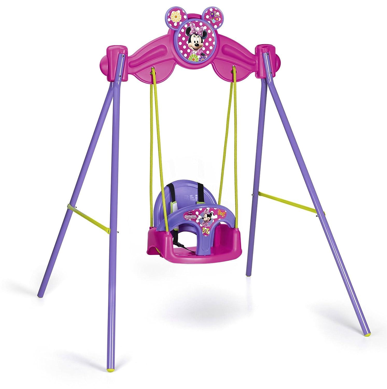 FEBER Columpio Mickey Mouse, Multicolor (Famosa f08-FF-8361)