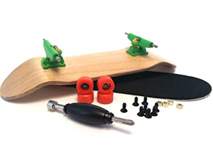 Origin Fingerboards Premium Graphic Fingerboard Kit - 32mm 5
