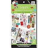 Me & My Big Ideas MAMPPSV3048.27 Create 365 Big Holidays Hmk Sticker Value Pack
