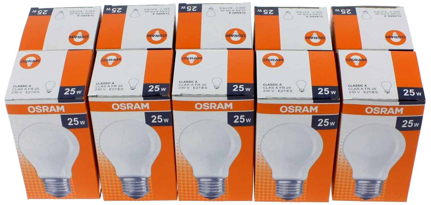 trasparente lampada a incandescenza Vetro Osram 30800003 E E14 40W