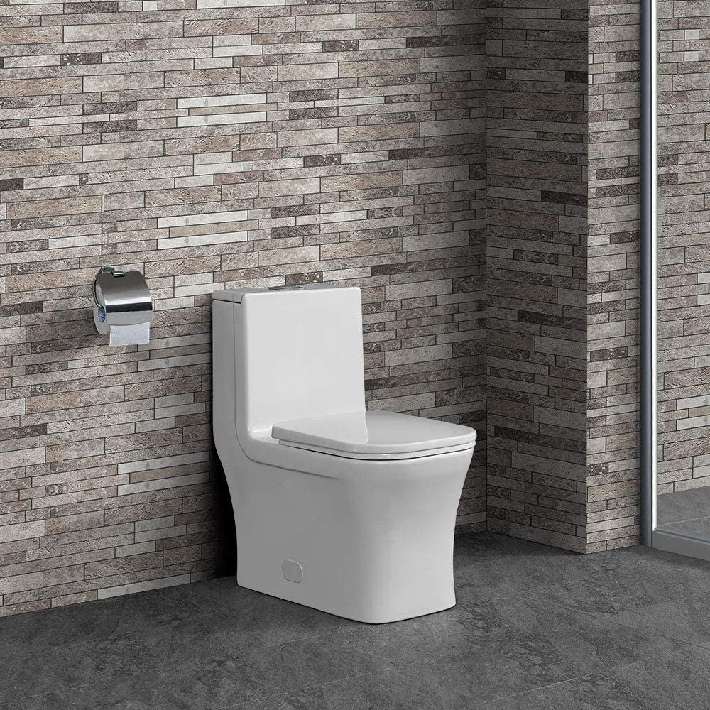 Kohler K-5401-PA-0 Veil Comfort Height