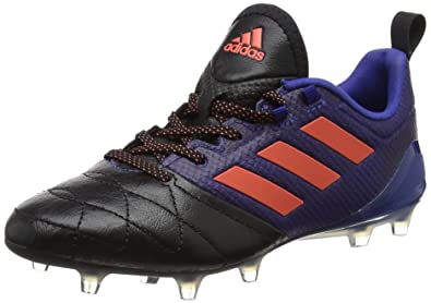 finest selection b3023 f699a adidas Ace 17.1 FG, Chaussures de Football Homme, Bleu (Mystery Ink Easy