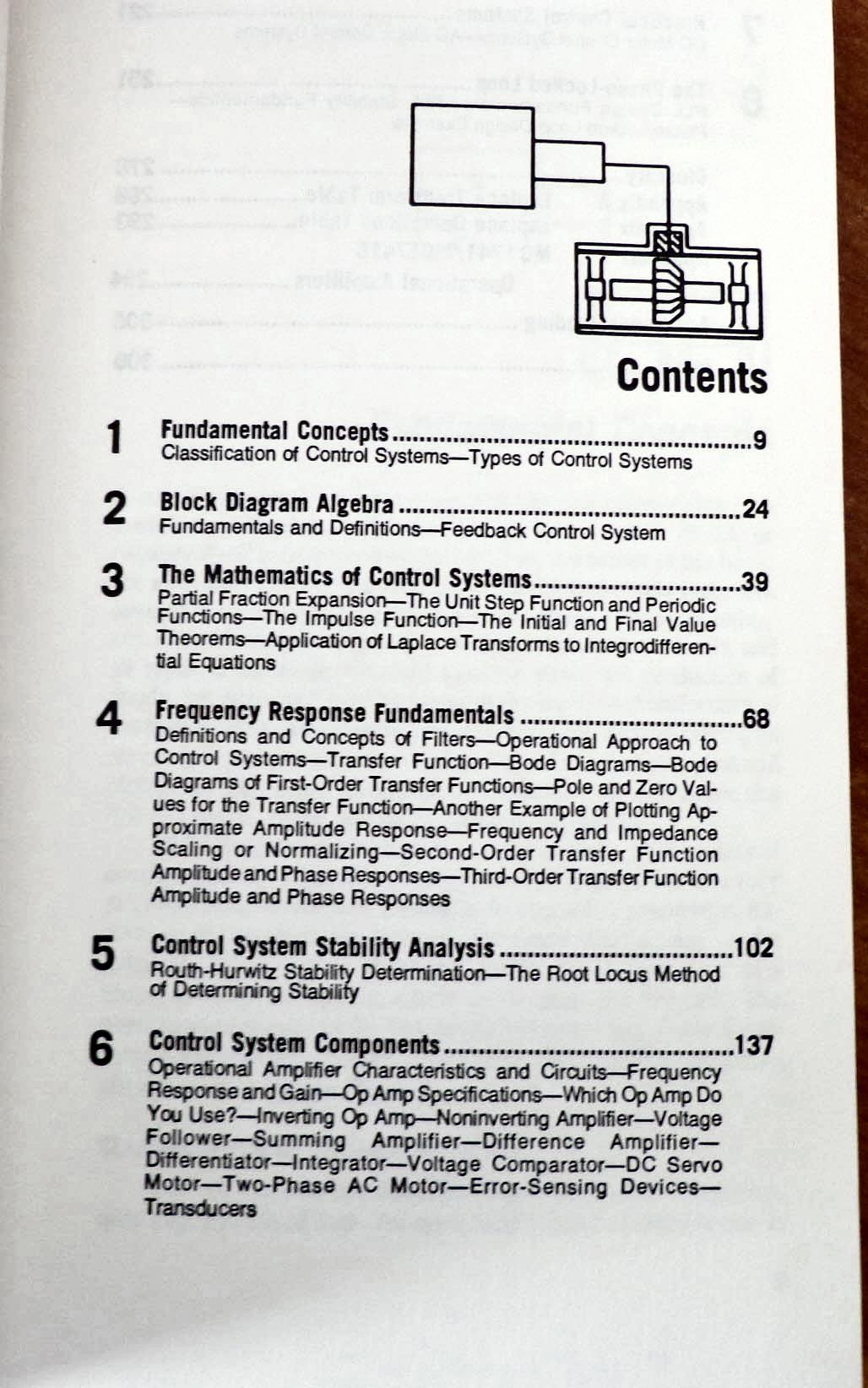 How To Design Build Use Electronic Control Systems Frank P Block Diagram Examples System Tedeschi 9780830698448 Books