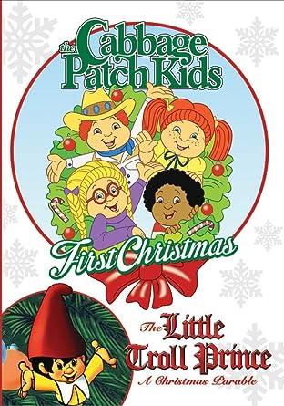 Cabbage patch kids vernon's christmas on dvd movie.