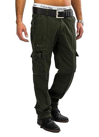 ArizonaShopping - Hosen Herren Cargo Hose Outdoor Hose Arbeitshose  Freizeithose  Amazon.de  Bekleidung e446405ea4