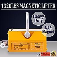 Autovictoria 600KG Magnet Lifter Imán Cabrestantes Permanente Imán