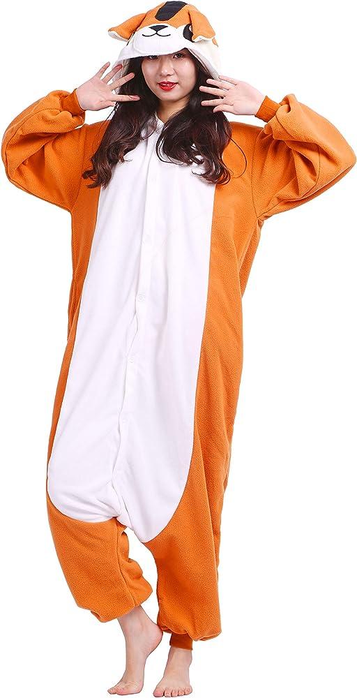 Unisex Animal Pijama Ropa de Dormir Cosplay Kigurumi Onesie ...