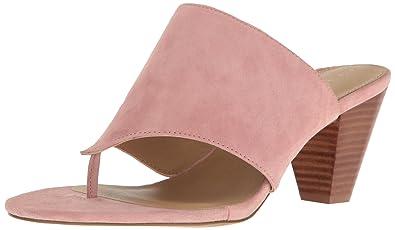 311c6506f843 ADRIENNE VITTADINI Footwear Women s Prusha Heeled Sandal Bridle 7.5 ...