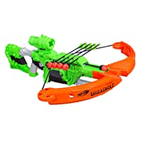 Nerf Zombie Strike - Dreadbolt Crossbow inc 3 genuine Arrows