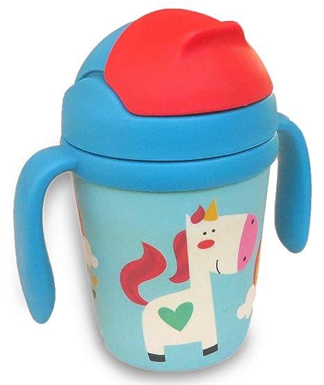 Buabi - Vaso Infantil de Bambú sin BPA (300ml)