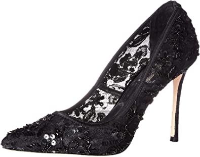 Badgley Mischka Womens Veronica Pump