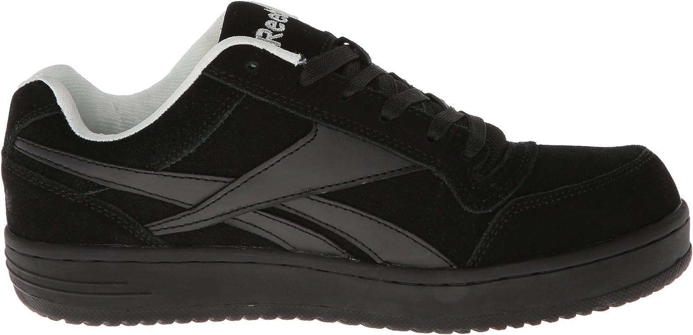 Reebok Work Women's Soyay RB191 Athletic Safety Shoe Black