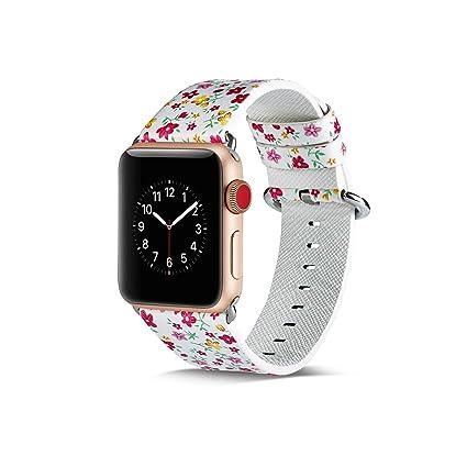 Correa de Reloj para Apple iWatch Smart Watch de 44 mm ...