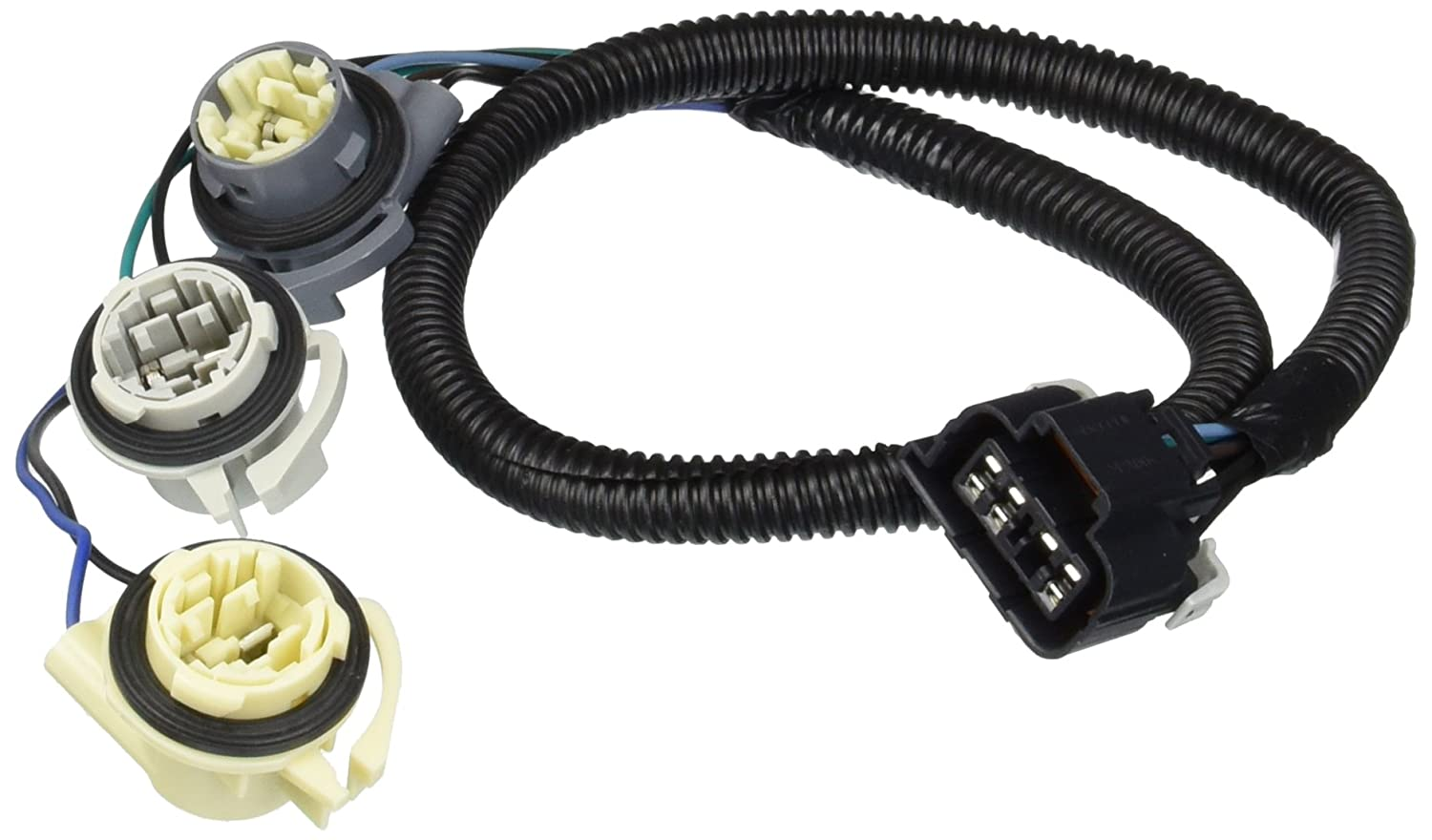 Genuine GM 16532724 Tail Lamp Wiring Harness Right