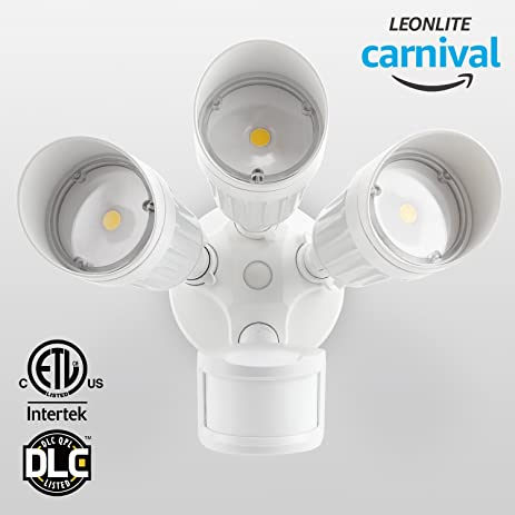 30w 3 head motion activated led outdoor security light photo 30w 3 head motion activated led outdoor security light photo sensor 150w halogen aloadofball Images