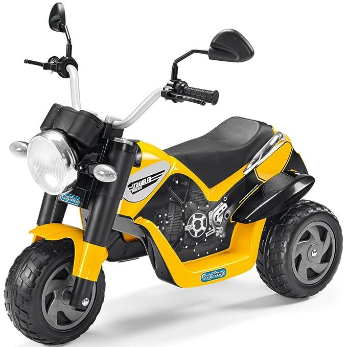 moto elettrica per bambini Scrambler Ducati