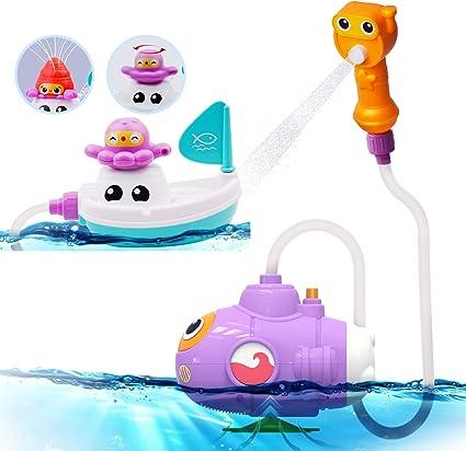 Bath Submarine Kids Bath Toy Game Fun Swimming