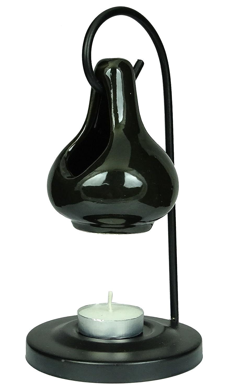 Aromathérapie Diffuseur D'Huile Parfum Chaud Porte-Brûleur En Céramique Cire Photophore Décor Coffret Cadeau Indianbeautifulart