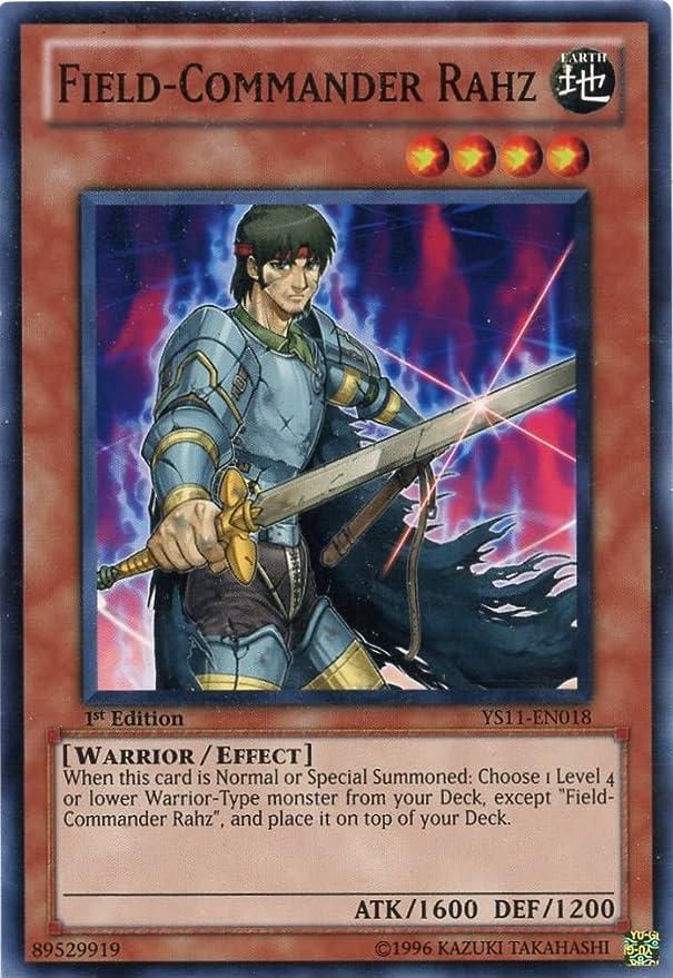 Marauding Captain YS11-EN015 Common Yu-Gi-Oh Card Mint 1st Edition New
