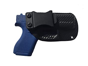 Amazon com : Glock 42 380 IWB Kydex Gun Holster : Sports