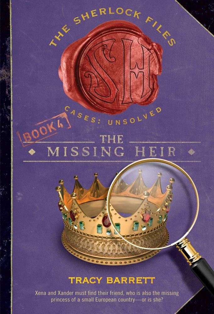 Read Online The Missing Heir (Sherlock Files) ebook