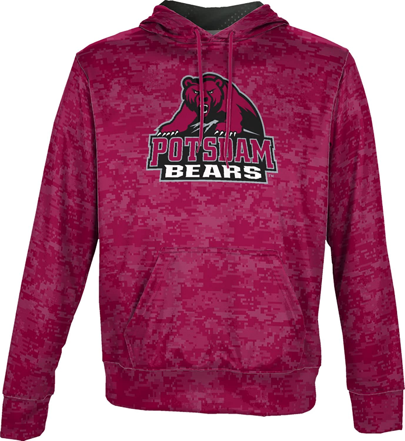 Digital ProSphere State University of New York at Potsdam Boys Hoodie Sweatshirt