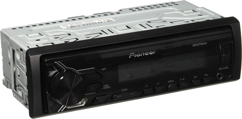 PIONEER MVH-S310BT Digital Media Receiver AUX USB EQ Bluetooth iPhone Android