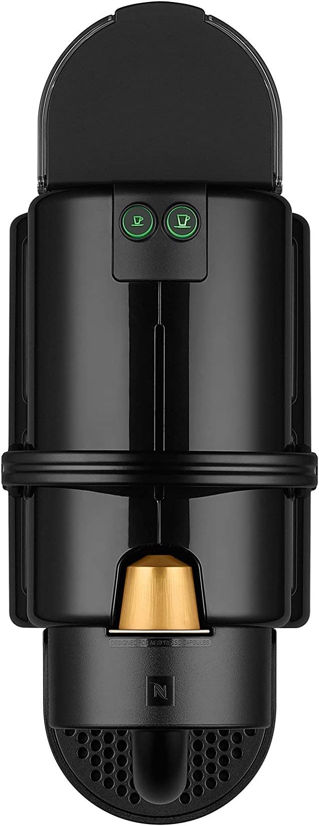 Amazon.com: Delonghi - Cafetera Inissia Nespresso, color ...