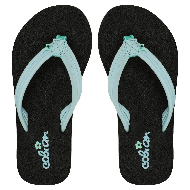 Cobian Lil Aqua Bounce Girls Flip Flop Sandal