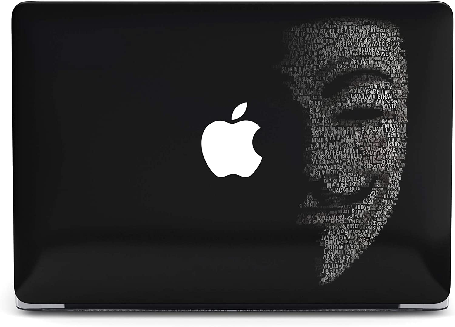 Italy V for Vendetta Protective case Compatible with Apple MacBook Mac Air Pro 13 12 15 16 13.3 inch Retina Cover SN8 (Pro 15