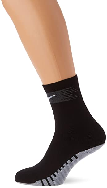 Nike Crew Sock Calcetin, Unisex Adulto, Black/Anthracite/White, M