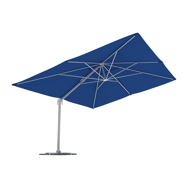 Amazon.de: paramondo parapenda Ampelschirm 4 x 3m (rechteckig/blau ...